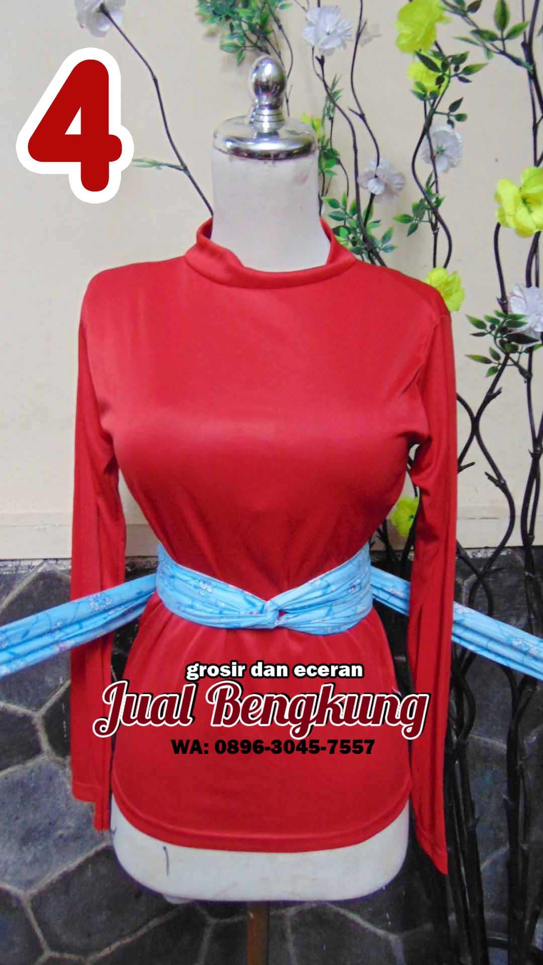 cara memakai bengkung belly binding - cara menggunakan bengkung andien 4