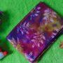 bengkung katun batik cap – bengkung belly binding – bengkung andien batik cap daun pelangi