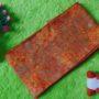 bengkung katun batik cap – bengkung belly binding – bengkung andien batik cap orange manis