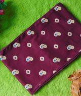 bengkung katun batik cap – bengkung belly binding – bengkung andien jumputan nila