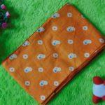 bengkung katun batik cap – bengkung belly binding – bengkung andien jumputan orange