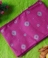 bengkung katun batik cap – bengkung belly binding – bengkung andien jumputan pink