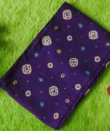 bengkung katun batik cap – bengkung belly binding – bengkung andien jumputan ungu