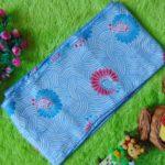 bengkung modern – bengkung santung – bengkung belly binding – bengkung andien motif bunga merak biru