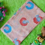 bengkung modern – bengkung santung – bengkung belly binding – bengkung andien motif bunga merak orange