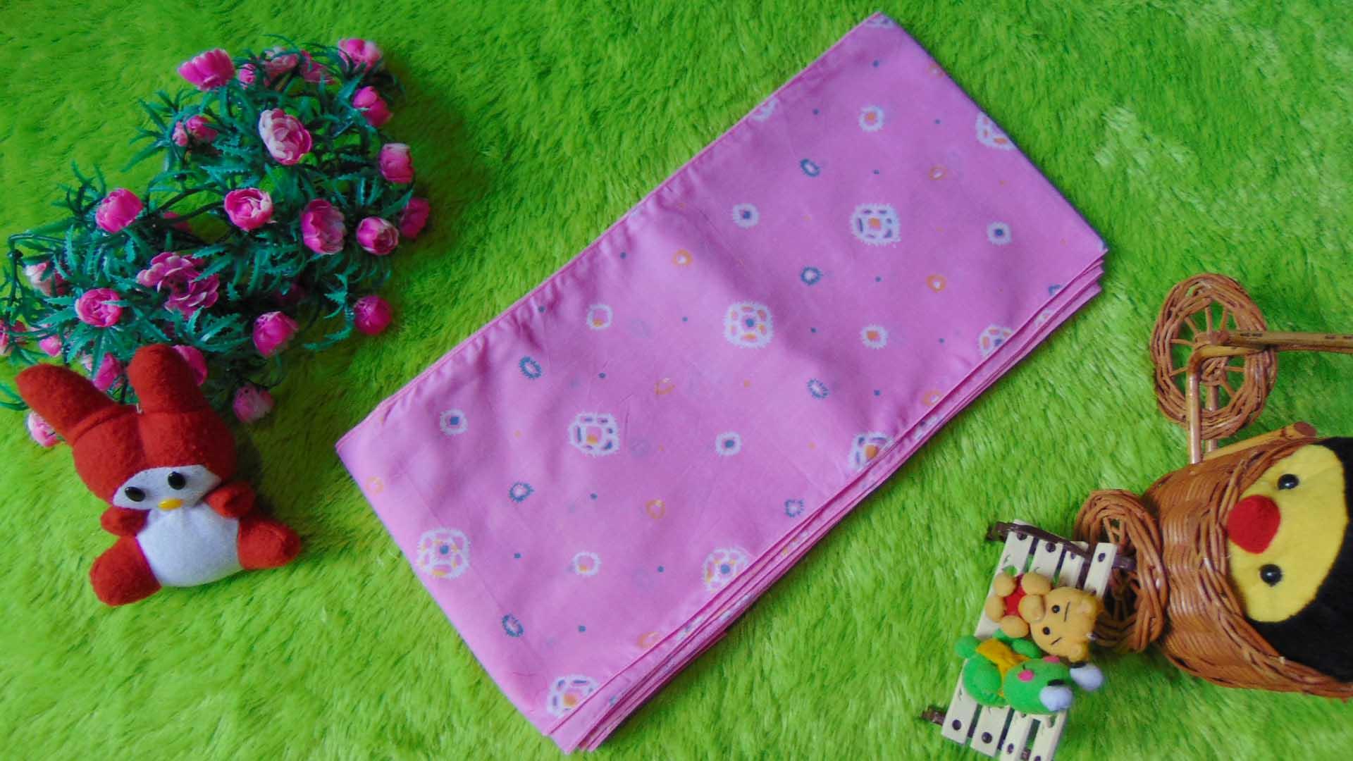 stagen - pelangsing perut - korset - bengkung katun – bengkung belly binding – bengkung andien jumputan berlian soft pink