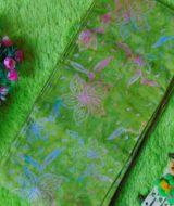stagen – pelangsing perut – korset – bengkung katun – bengkung belly binding – bengkung andien batik cap danar hadi hijau
