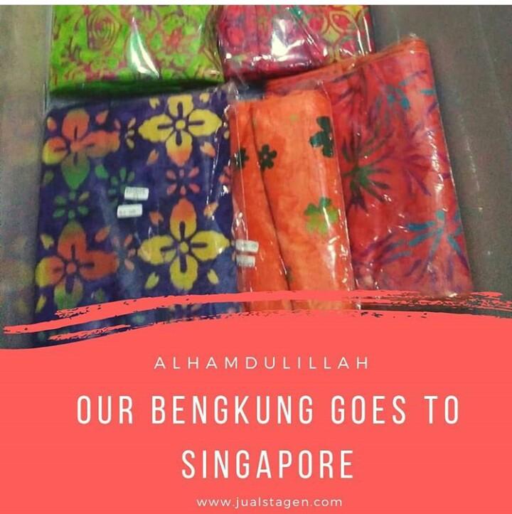 jual bengkung singapore