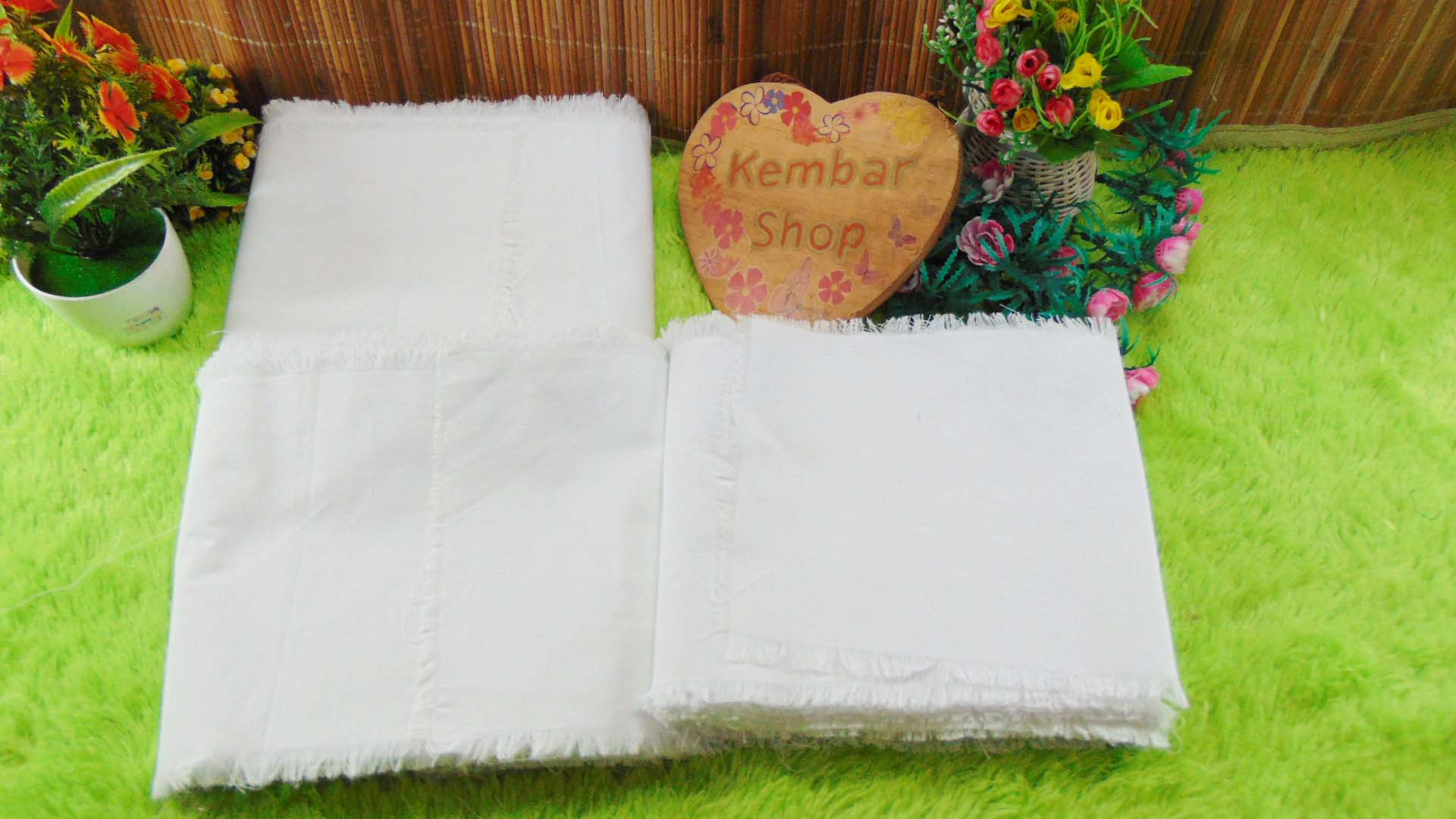 BENGKUNG ANDIEN BELLY BINDING BELACU NATURAL PUTIH