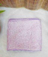 Bengkung modern 8meter bengkung santung bengkung belly binding bengkung andien motif sakura ungu tosca (2)